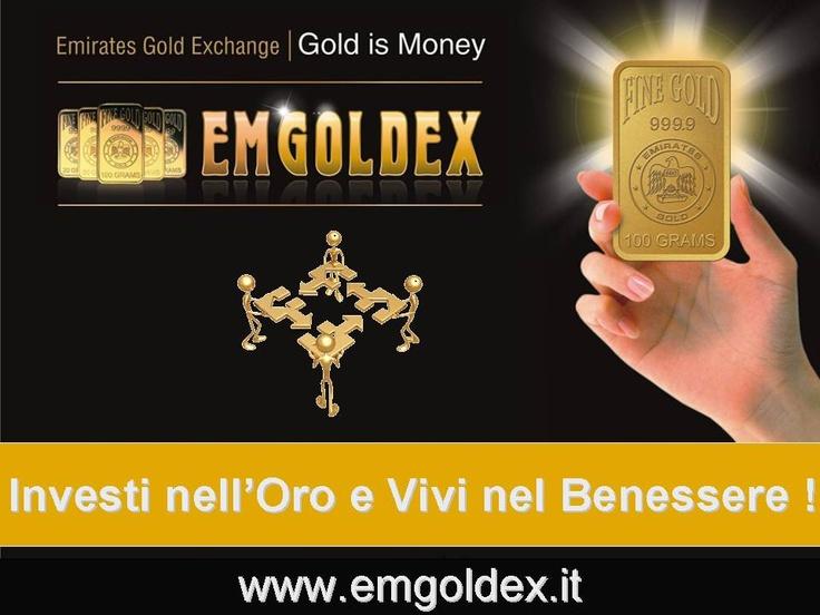 Investi nell'Oro e Vivi nel Benessere