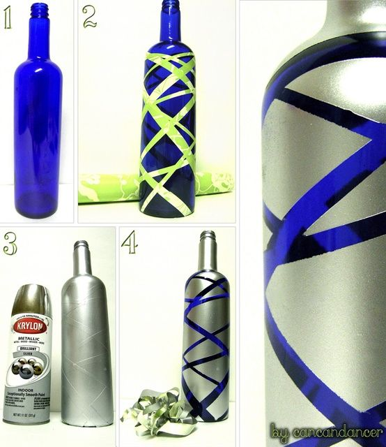 wine bottle can do this - Click image to find more DIY & Crafts Pinterest pins