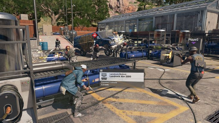 Ubisoft has enabled more Watch Dogs 2 multiplayer modes
