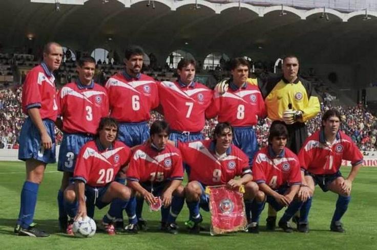 Chile - Italia (1998)