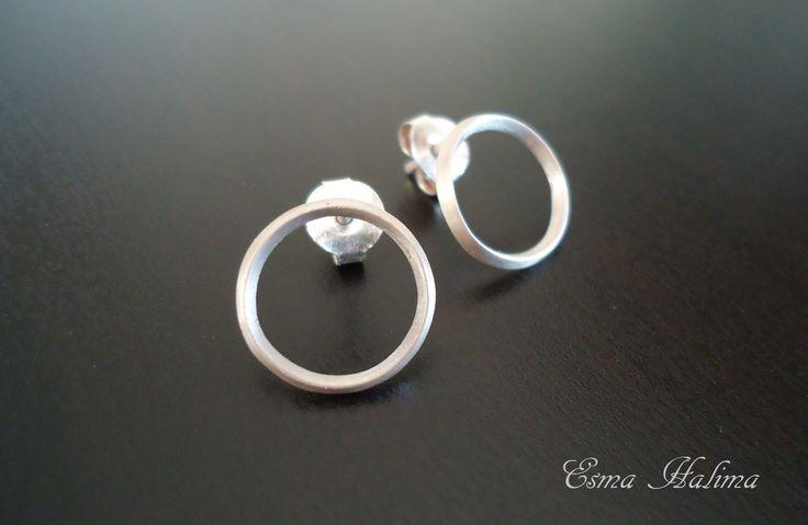 Silver sterling earrings  #jewelry #joyas #wedding #boda #invitada #fiesta #earring #style #fashion #necklace #chain #accesories #accesorios #esmahalima