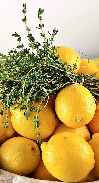 Rattlebridge Farm: Lemon Thyme Seasoned Salt