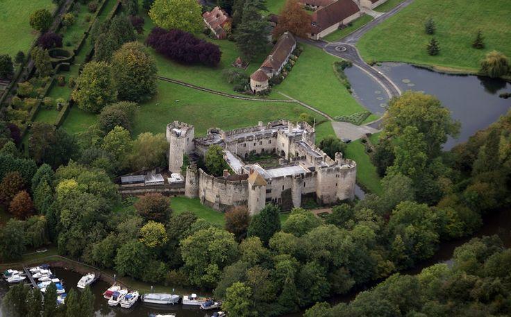 Замок Оллінгтон, Kent Media. Ловіть миті на Яндекс.Зображеннях.