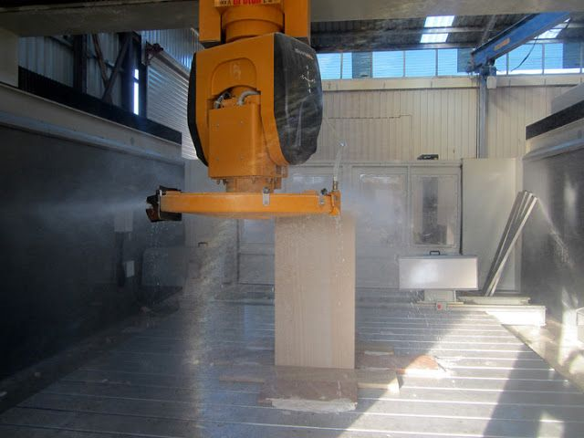 Another masterpiece by Shapemill ~ Fabshop machines