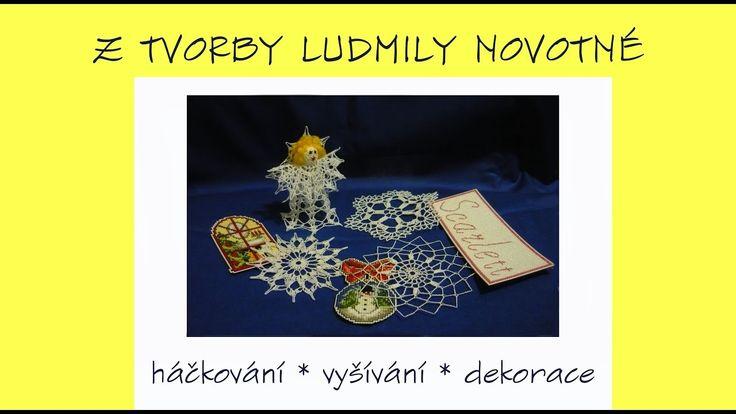 Z tvorby Ludmily Novotné