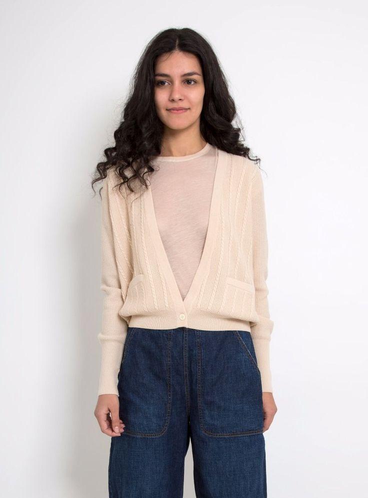 Tuesday Merino Wool Cardigan - Demylee