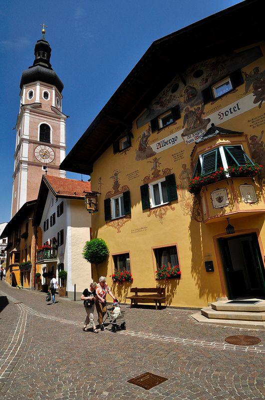 Kastelruth/Castelrotto (Bozen) Trentino-Südtirol IT