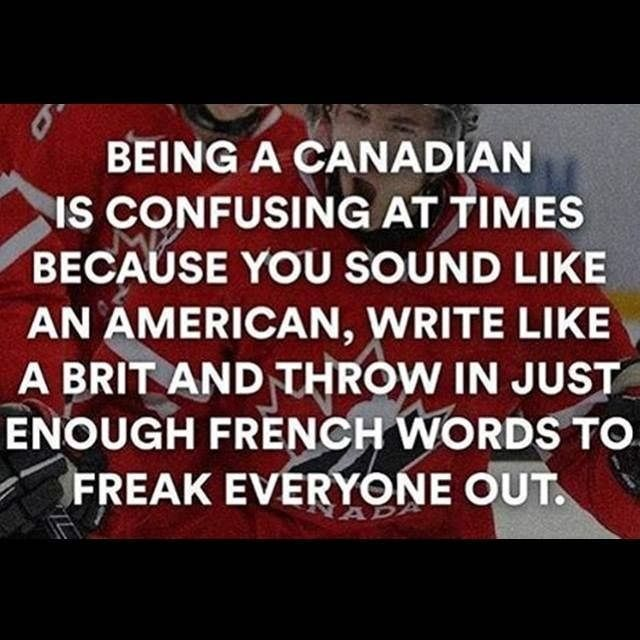Canadians Funny Post Canada Funny Canada Jokes Canadian Things
