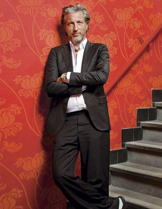 Marcel Wanders talks personal style: Part One