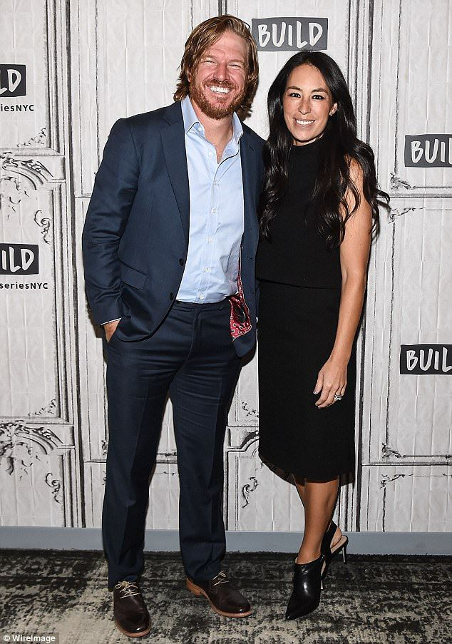 Opening up: Chip, 42, and Joanna, 38, Gaines have opened up about the decision to leave the HGTV hit at the height of its popularity