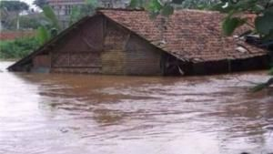 Jateng Bagian Selatan Dikepung Banjir dan Longsor