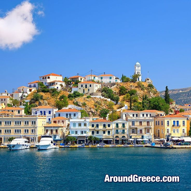The picturesque island of Poros is part of the the Saronic Gulf islands and has access by ferry from the port of Pireaus in Athens. Poros is a very popular destination for day trips and weekend breaks throughout the year.  http://ift.tt/2BgdzGN  #Poros #Greece #Greekislands #SaronicGulf #holidays #tourism #travel #vacations #visitgreece #aroundgreece #Πορος #Ελλαδα #ΕΛληνικαΝησια #διακοπες #ταξιδια