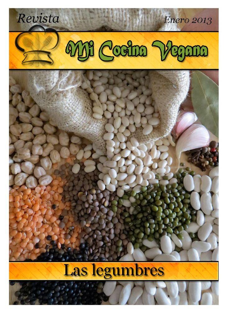 Recetas de cocina vegana.  Repost en ISSU de la revista original en el blog de TotVegan.