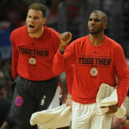 Clippers' Chris Paul Out Indefinitely With Broken Hand, Blake Griffin Is Done For the Season