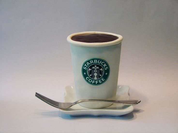 To-Go Coffee Cup Cakelet  To-Go Coffee Cup Cakelet coffee for you, T@B for me :)