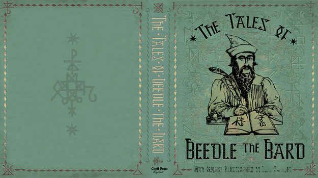 Rowling liked The Tales of Beedle the Bard so much that she asked for the movie's copy before it was even done.