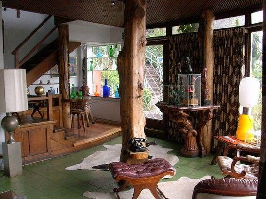 Photo Pablo Neruda's House in Chile