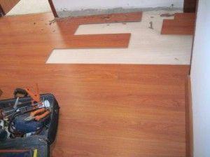 piso laminado instalacion Pisos laminados su uso y cuidado