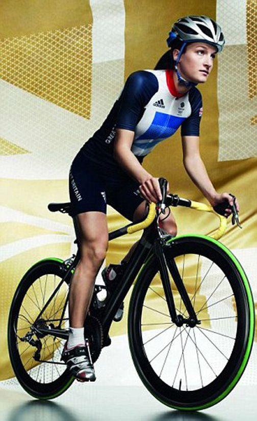 Stella McCartney GB Olympic Team kit