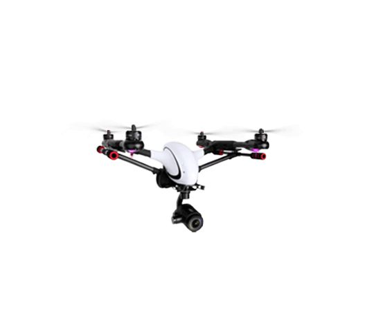 Drone for Sale - Walkera Voyager4 Quad Drone in flight