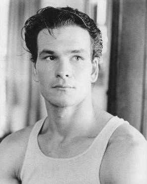 Patrick Swayze goes without saying <3