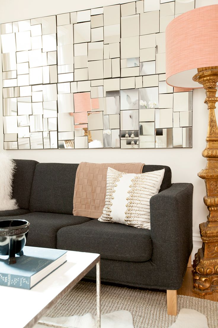 25 best ideas about mirror wall art on pinterest mosaic for Interior designs by michelle