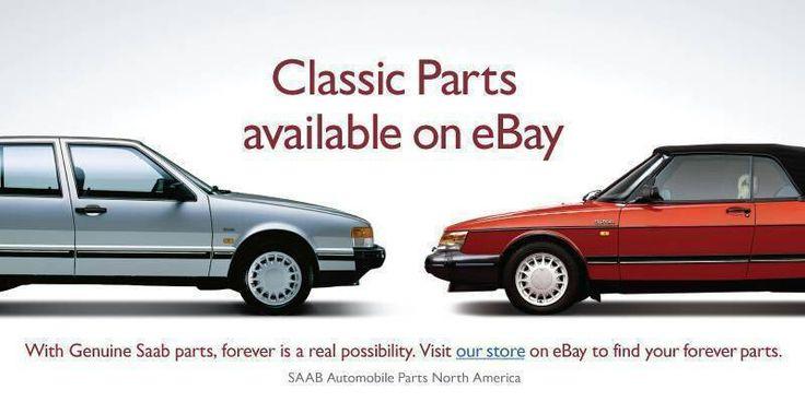 Saab Automobile Parts North America. Genuine Saab Parts & Accessories Now On ebay.com
