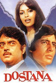 Dostana Full Movie 1980. Vijay Varma (Amitabh Bachchan) and Ravi Kapoor (Shatrughan Sinha) are two close childhood friends. When they thought they have matured enough they decides to enter law policy: one as a ...