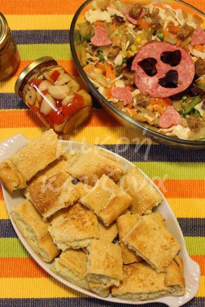 μικρή κουζίνα: Τυρόπιτα Σερρών με ρύζι γλασέ
