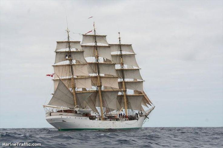 DANMARK Training Ship