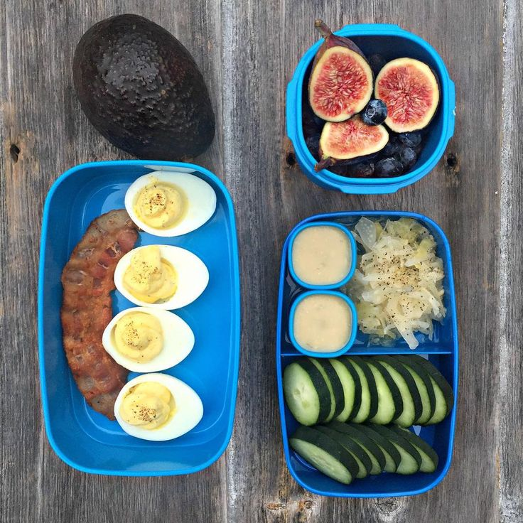 Easy Paleo Lunch Idea - Great for work!