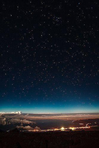 【宁静的夜,宁静的星空】   嘀咕 — ...