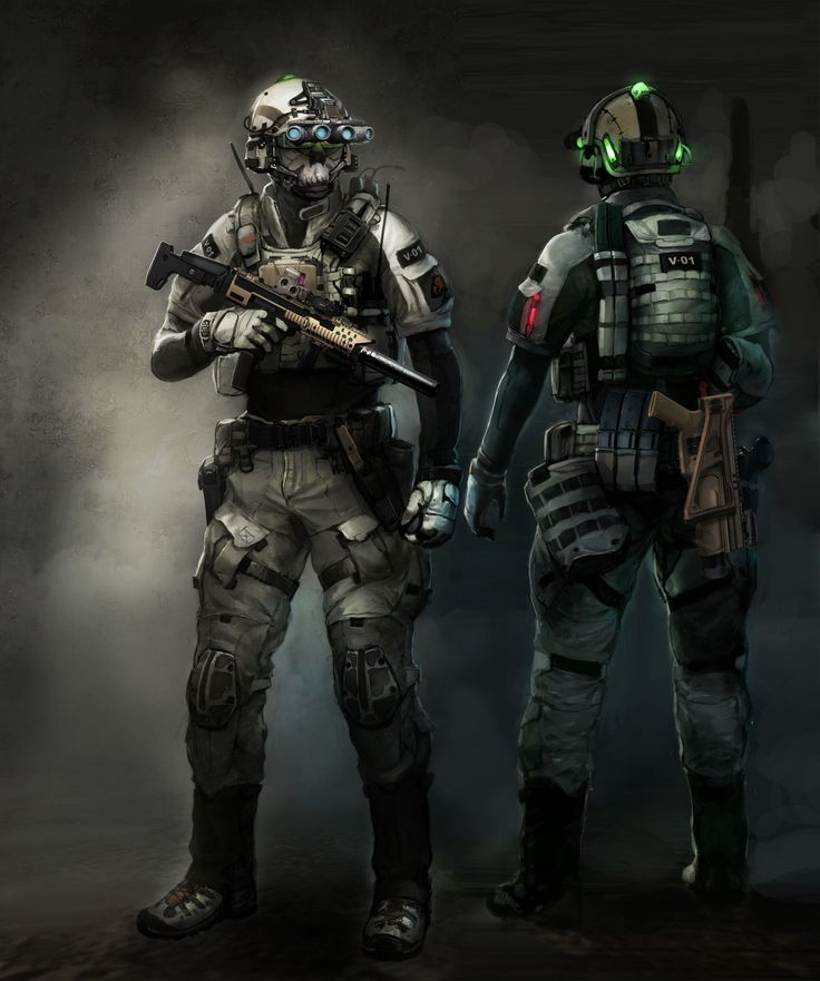 26 Best Cqb Images On Pinterest: Task Forc- Specter Cqb Team (pointman) By Cccchh7