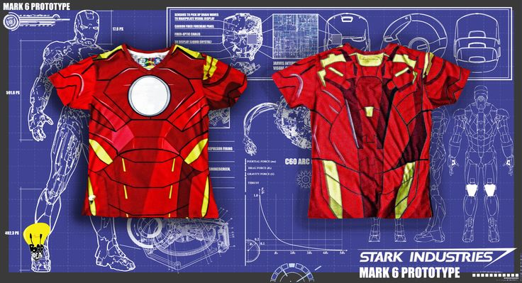Bad Idea Iron Man Suit!  Bad Idea Clothing