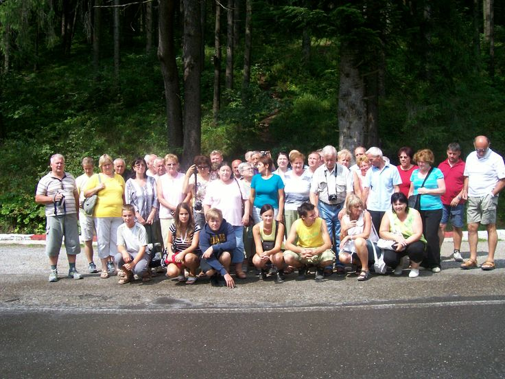 Erdély - 2010. augusztusában az Iseum Tours-szal