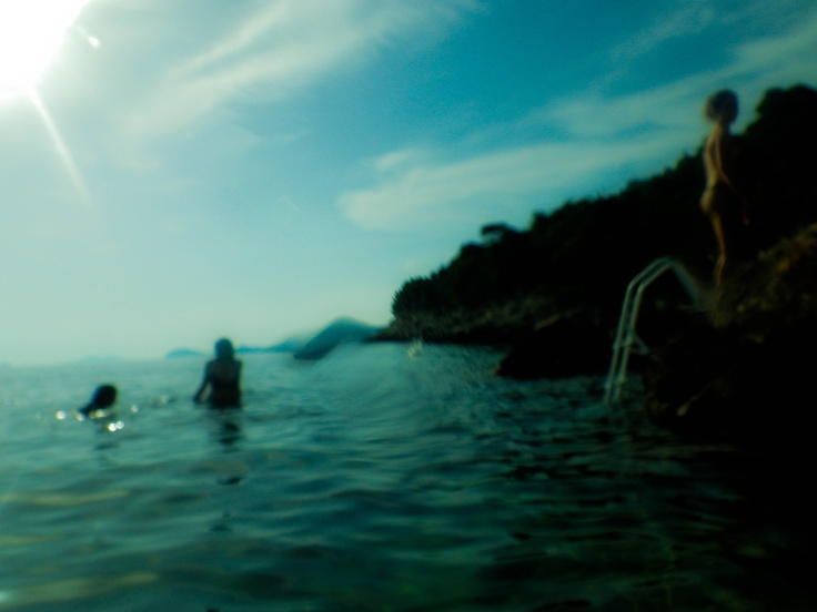 #holiday #fun #travel #young #wild #free #croatia #ocean