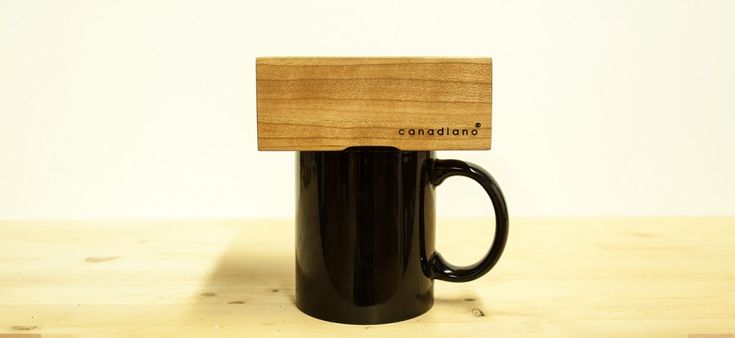 Canadian way of brewing coffee...One cup at a time.