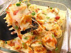 Τορτελίνια με γεύση από «δρακουλίνια»: Συνταγή για πάρτυ