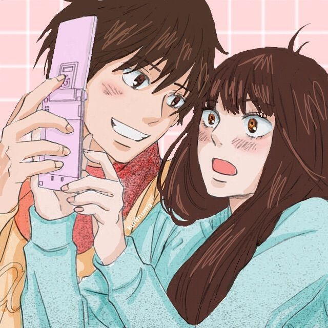 Image Result For Anime Wallpaper Kimi Ni Todokea