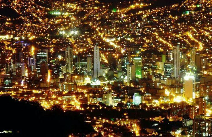 Medellin nocturna♥