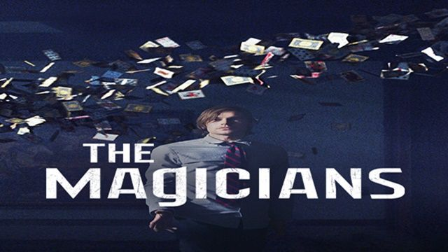 Watch Series Greece: The Magicians (2015-)