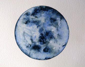 watercolor planet - Sök på Google