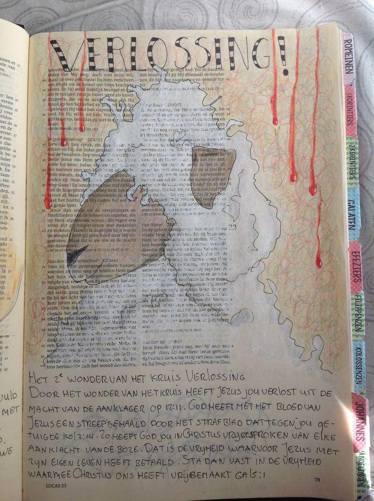 Het 2e wonder van het kruis Verlossing C vd Berg Gouda