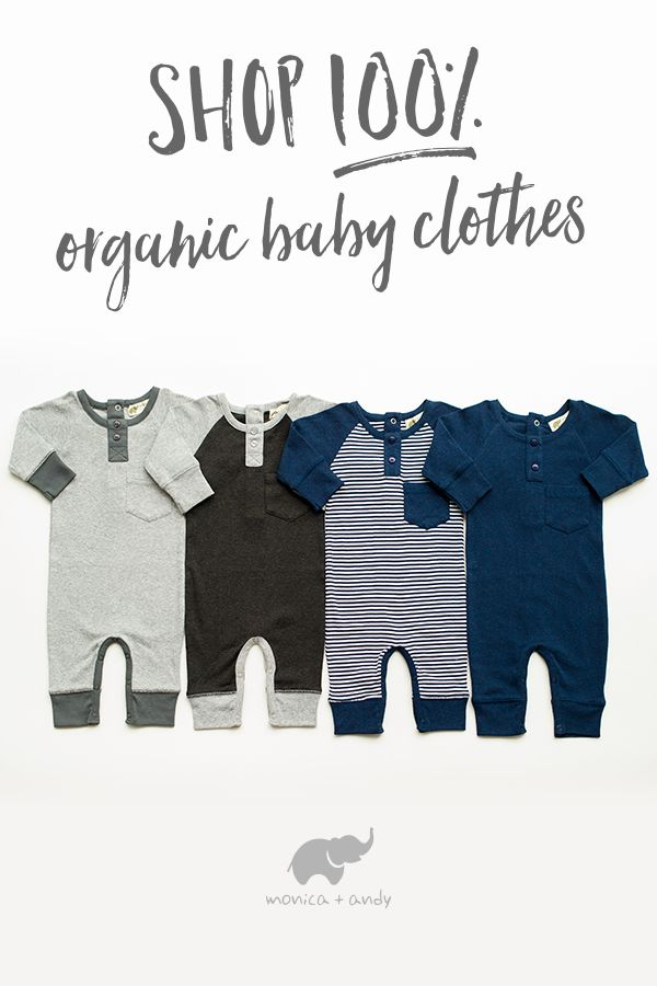 Shop limited edition organic baby clothes. Feel the Monica + Andy difference.