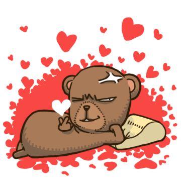 Latex Bear [12]