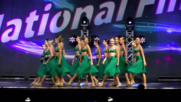 Like A River - Studio 320 Dance (Talent on Parade 2017 Nationals)