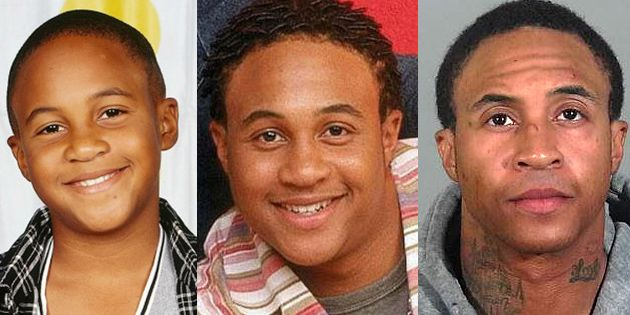 "Remember Him? Actor Orlando Brown of ""That's So Raven"" Arrested For Battery and Drug Possession"