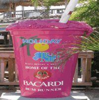 Rum Runner Recipe, Key West