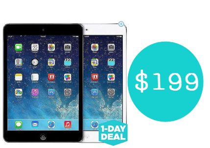 Walmart: iPad Mini 2 16GB with Wi-Fi Only $199.99  **Black Friday Price** - http://www.swaggrabber.com/?p=281913