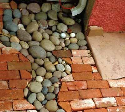 Сбор дождевой воды на даче